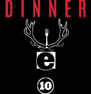 E10 Dinner Menu